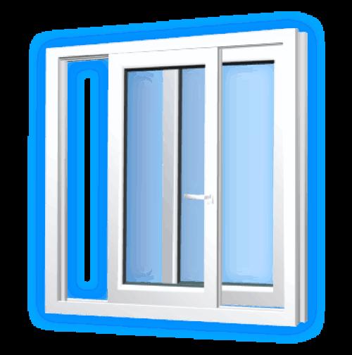 Купить окна пвх клин